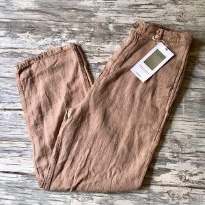 Zara women's linen pants